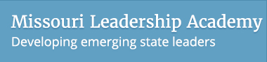 Missouri Leadership Academy - developing emerging state leaders